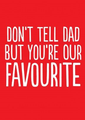 Mothers Day Cards For Dad