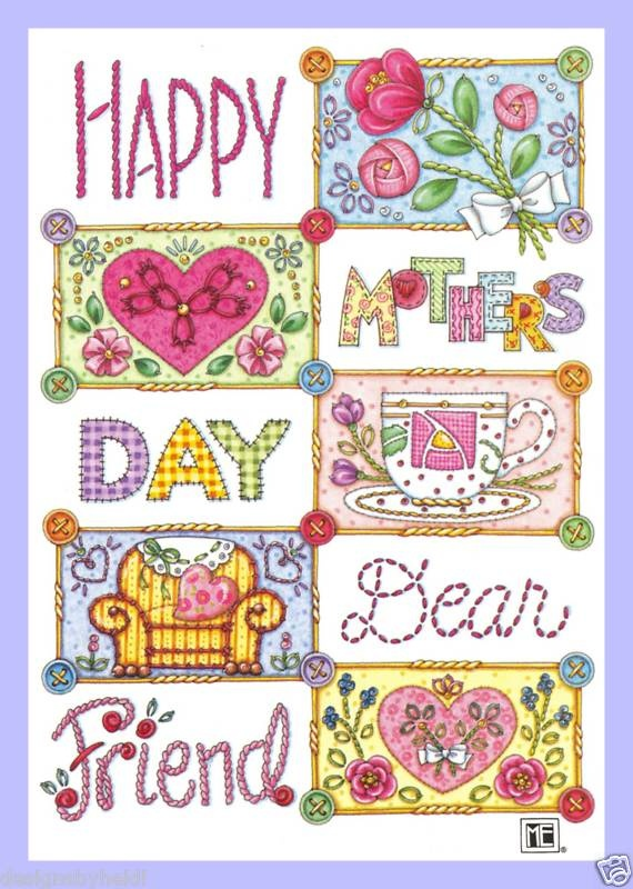 Mothers Day Cards For Friends