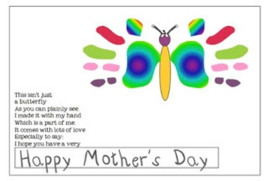 Mothers Day Cards Handmade