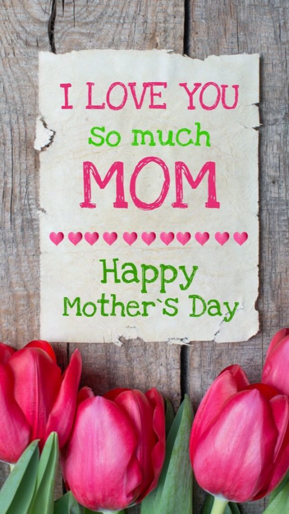 Mothers Day 2019 Wallpapers For iPhone