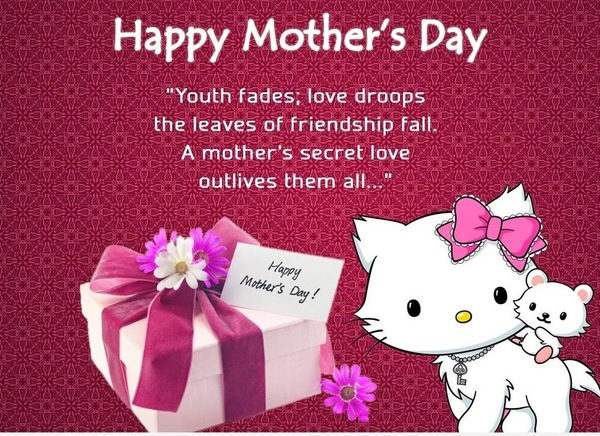 Mothers Day Messages For Cards