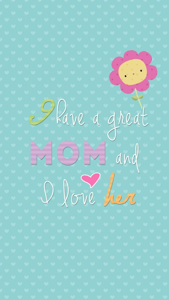 Mothers Day Wallpapers For iPhoneX